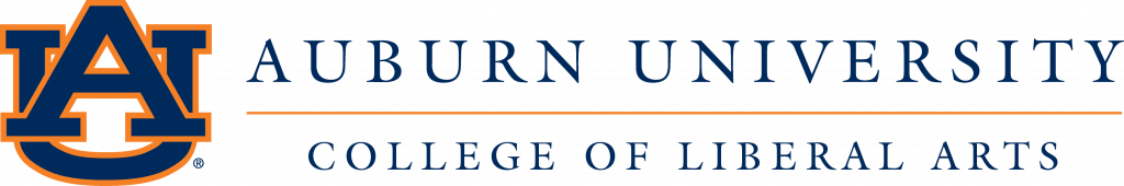 Logo of Auburn University College of Leberal Arts