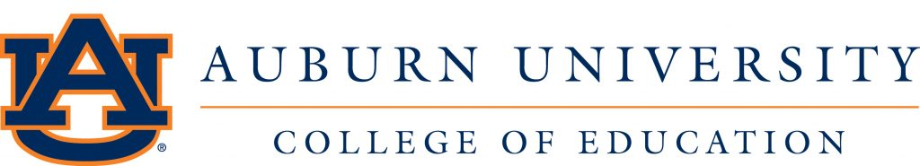 Logo of Auburn University College of Eucation